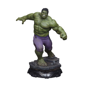 Hulk Age Of Ultron Maquette Statue Sideshow Collectibles