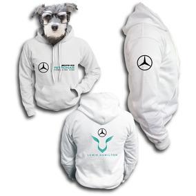 Sudadera Mercedes Benz Lewis Hamilton F1 Petronas