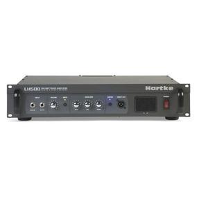 Cabeçote Amplificador Baixo Hartke Lh500 500w Lh 500