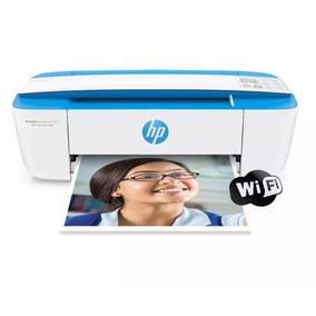 Impressora Multifuncional Hp 3 Em 1 Wifi 3775 Bivolt