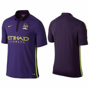 Camiseta Manchester City Futbol Camisetas Inglaterra Adultos ... b881b914e9008