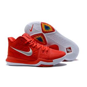 Tenis Kyrie Irving 3 Nike Masculino - Tênis Vermelho no Mercado ... 9da2821901a5f