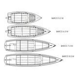 4 Projetos Barco De Pesca Madeira Super Detalhado