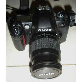 Camara Nikon N80 Analogica (solo El Cuerpo)(sin Lente)