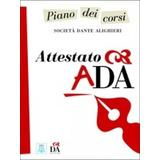 Attestato Ada (dante Alighieri) - Alma Edizioni