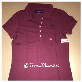 Camiseta Polo Aeropostale Feminina - Calçados 5b536dd1b4b59
