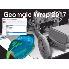 Geomagic Wrap 2017