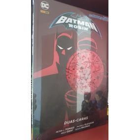 Batman E Robin: Duas Caras Lacrado