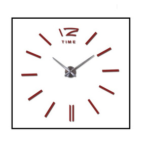 Reloj Gigante De Pared Envio Gratis!!