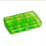 Tableteira Média Herbalife 6 Repartições 3cm X 10cm X 02cm