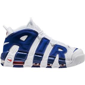 the best attitude 3021e 8362b Nike Air More Uptempo 96 - Knicks - Sob Encomenda