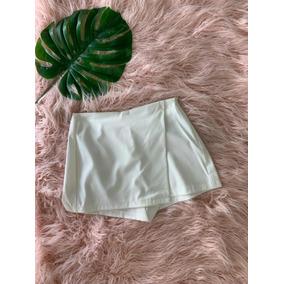 Short Falda Blanco