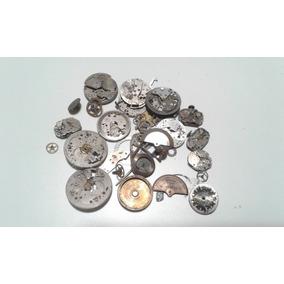 Relojeria Subasta De Repuestos Antiguos Lote D6