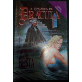 Revista A Vingança De Drácula Renascer Da Besta Nº 02 (1993)