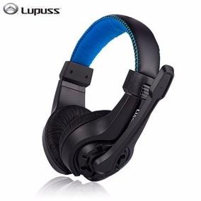 Fone / Headset Gamer 3.5 Mm Lupus G1