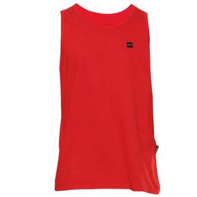 Regata Oakley Vermelha Frete Gratis - Camisetas Regatas para ... 064a8389567