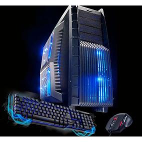 Pc Gamer Completo I7 Gtx 1050ti 16gb Ssd+hd Watercooler