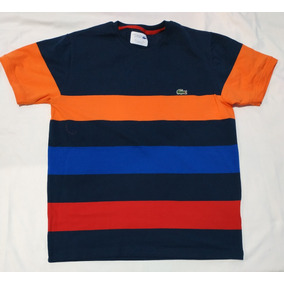 Camisa Polo Lacoste Laranja - Calçados, Roupas e Bolsas no Mercado ... f00ad5f086