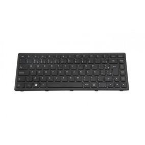 Teclado Lenovo Notebook Ideapad G400s Pn 25211155 Preto