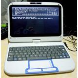 Netbook Camara Giratoria, Pantalla Tactil, 4gb Ram (leer)