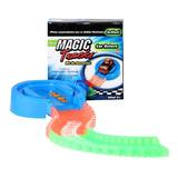 Magic Tracks Car Return Parada Circular Para Carritos