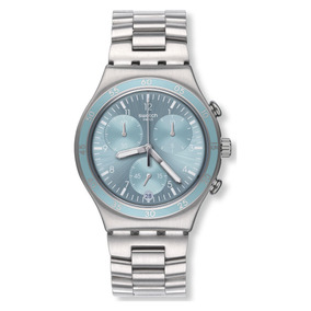 Reloj Clear Water Gris Swatch