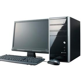 Computador Completo Hd 500gb Memória 4gb