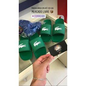 d72ec12713a10 Sandalia Lacoste Homem Sapatos Masculino - Sapatos no Mercado Livre ...