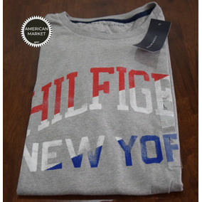 6bb723ac4c Camisetas Tommy Hilfiger Para Hombre Originales - Ropa y Accesorios ...