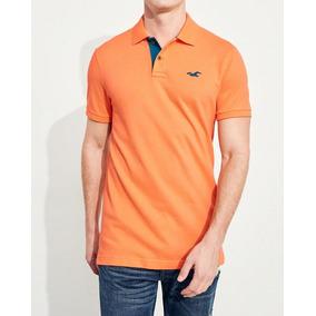 1da55d819 Camisa Polo-hollister 100% Original-importada Estados Unidos