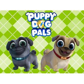 Globos Y Piñata Puppy Dog Pals - Disfraces y Cotillón en Mercado ... dcf780211a3