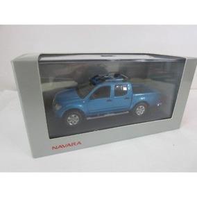 Miniatura Nissan Frontier ( Navara) Original Rara 1:43 Linda