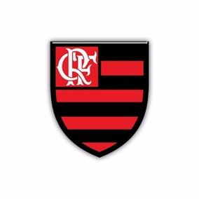 Adesivo Brasao Do Flamengo - Acessórios de Motos no Mercado Livre Brasil fbdb01abc608c