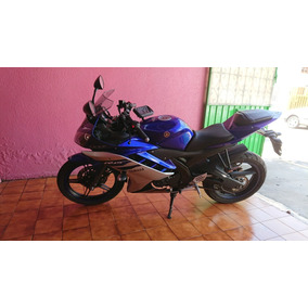 Moto Yamaha Yzf R15 Motocicleta
