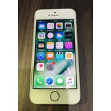Celular Iphone 5s 16gb Dorado Usado Liberado Muy Buen Estado