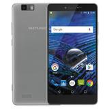 Smartphone Ms70 Multilaser 64gb Octacore 5.85 3gb Raw Prata