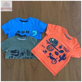 9832a852f4fd Camisas para Bebês em Sergipe de Bebê no Mercado Livre Brasil
