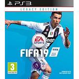 Fifa 19 - Ps3 - Digital - Latino