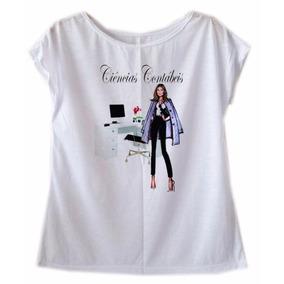 a148971a84ea4 Baby Look Feminina Camisetas Blusas Manga Curta Bahia Tamanho P ...