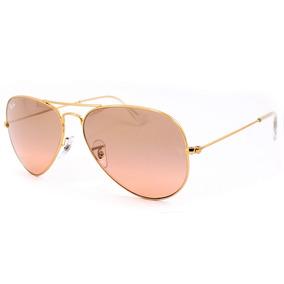 Oculos Rayban Feminino - Óculos De Sol Ray-Ban Aviator em Santa ... 6a767e048f