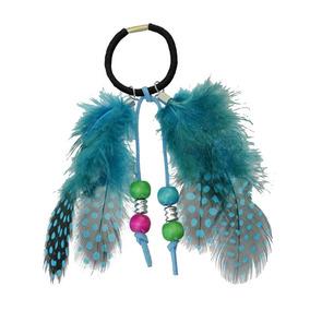 Boho Hippie Cabello Rope Étnico Colorido Cabeza Wrap Banda