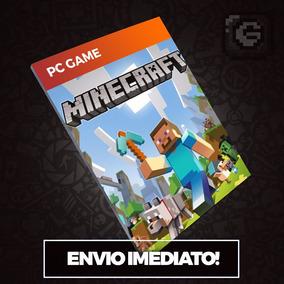 Minecraft - Jogo De Pc Original - Minecraft Pc Game Original