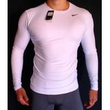 Camiseta Buso De Compresión Gym Licra Nike adidas Under