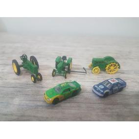 05 Super Mini - Tratores John Deere E Carros Nascar (jd- Nh)