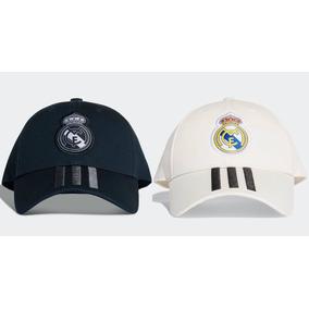 Pack 2gorras Real Madrid adidas Nuevas Y Originales e40fd035611
