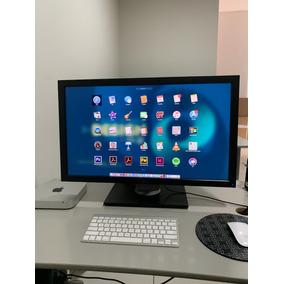 Mac Mini + Monitor Dell