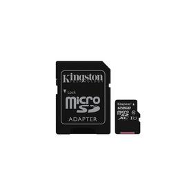 Memoria Microsd 128gb Clase 10 Kingston Celulares Camaras