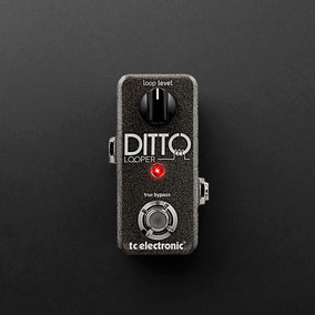 Pedal Tc Electronic - Ditto Looper