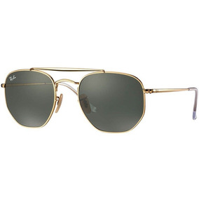 Ray-ban Marshal Rb3648 001 54 - Gold green Classic G-15 d71fd3e80f