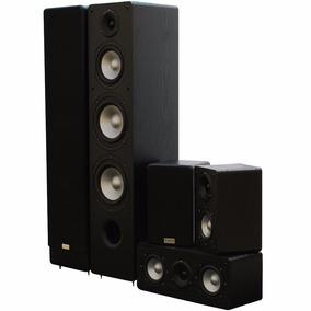 Kit De Caixas Acústicas 5.0 Taga Tav 406 V2 Home Theater